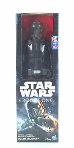 """STAR WARS Rogue One IMPERIAL DEATH TROOPER 12"""" action figure titan doll toy NEW"""