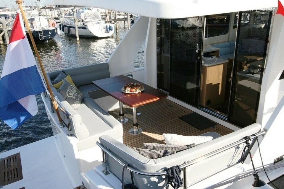 Integrity Trawler 47XL - Demobåd, Motorbåd, årg. 2016