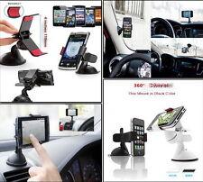 Universal Car Suction Mount Holder Cup Bracket Garmin Nuvi GPS 3597 LM LMT LMTHD