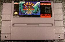 LAGOON Super Nintendo SNES Versione Americana NTSC ○○○○○ SOLO CARTUCCIA