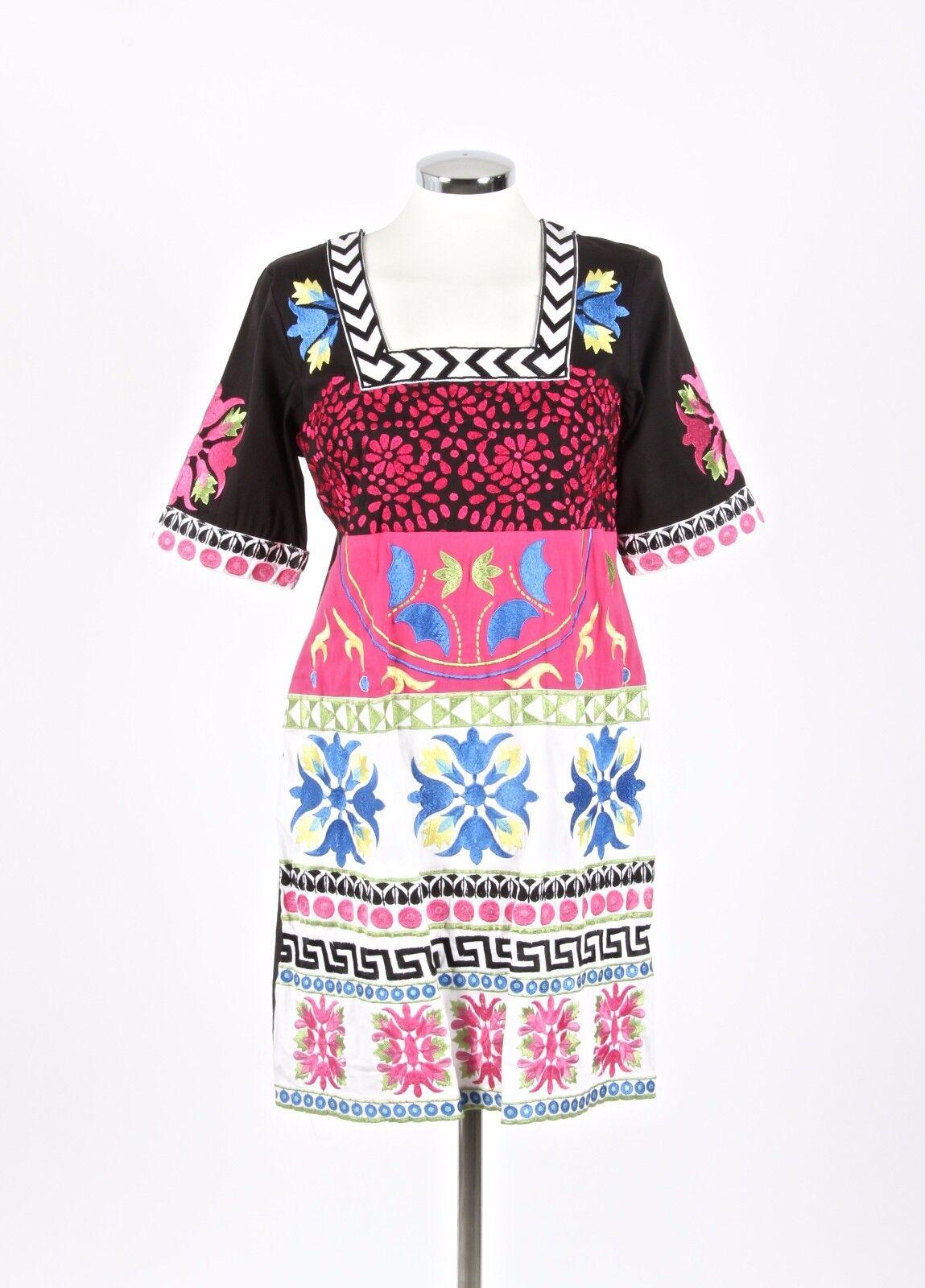 Kleid Frau - NIZA - art.41177 - col.schwarz Fantasie - Rabatt 70%
