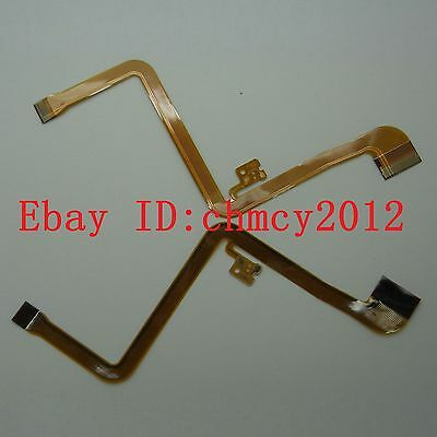 LCD Flex Cable For Panasonic NV-GS120 NV-GS200 GK Video Camera