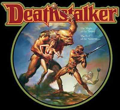 80's Cult Classic Deathstalker Poster Art custom tee Any Size Any Color