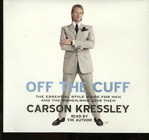 Audio book  Off The Cuff by Carson Kressley    CD      Abr - <span itemprop=availableAtOrFrom>Milton Keynes, United Kingdom</span> - Returns Policy Returning an item should be a hassle free process and it is with us. To return an Audio book, simply drop us an email within 14 DAYS of purchase, with the reason for  - Milton Keynes, United Kingdom