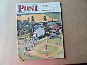 Saturday-Evening-Post-Magazine-September-2-1950-Complete