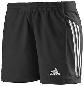 Adidas-Shorts-Mittenium-W-schwarz-Damen-UVP-38-NEU