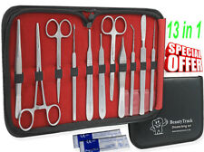 Dissecting Instruments Kit Anatomy Set Medical Surgical Supplies Amp Lab Equipment