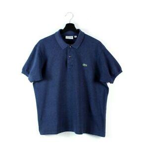 Lacoste Classic Fit polo t-shirt pique cotton tee tshirt France devanlay S M L