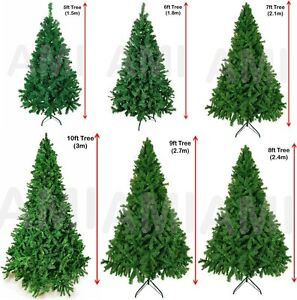 9ft Christmas Tree.Details About Gorgeous High Quality High Density Bushy Christmas Trees 5ft 6ft 7ft 8ft 9ft