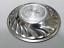 Set for 3 piece Aluminum Dinnerware Dish Plate Round Kitchen silverware Flatware