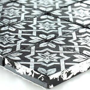 Slate-Porcelain-Mosaic-Tiles-Platinium-Black