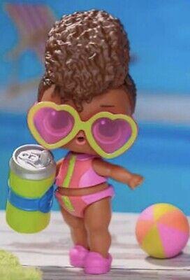 LOL Surprise Big Sis Swim Club SPF QT SERIES 3 Confetti Pop # 028 ❤️