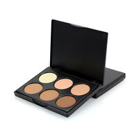 6 Color Makeup Cosmetic Blush Blusher Contour Palette Makeup Pressed Powder SBT