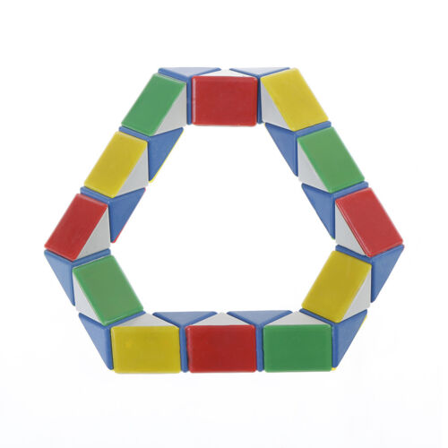 Educational toy puzzles 3d cool snake magic popular kids game transformable toyT