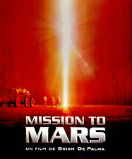 Bande annonce cinéma trailer 35mm 2000 MISSION TO MARS B Palma Sinise T Robbins