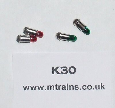 Triang - New Bulbs For Colour Light Signals (tri-ang)