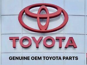 Genuine Toyota Parts 52114-0R020 Front Bumper License Bracket
