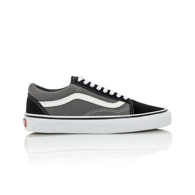 Vans Old Skool Casual Shoes Black/pewter 2019 New Fashion Style Online Mens Womens Unisex