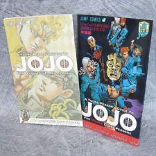 JOJO Booklet Set 25th Anniversary HIROHIKO ARAKI Art Fanbook Book *