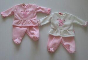 cupón de descuento ahorre hasta 60% muchas opciones de Detalles de Prematuro bebé prematuro Pequeño Bebé Niñas Prendas de Vestir  Lana Forrada Top y Pantalones de 3-8 libras- ver título original