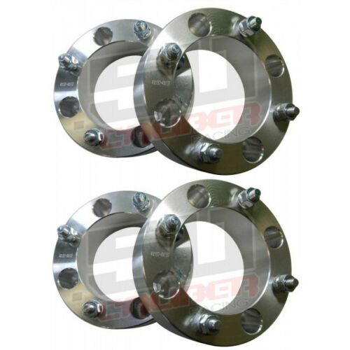 "4x137 10mm Stud Aluminum Wheel Spacers Can am 1000cc renegade 4qty 2/"" 4x136.5"