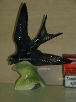 +# A015497_06 Goebel Archiv Muster Vogel Bird Rötelschwalbe Swallow 38-085 glanz