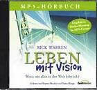 Leben mit Vision, 1 MP3-CD von Rick Warren (2006)