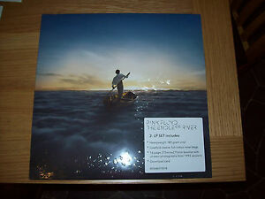Details about Pink Floyd - The Endless River Double Vinyl LP 180 Gram Vinyl  Brand New & Sealed