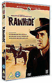 1 of 1 - Rawhide Dvd Tyrone Power Brand New & Factory Sealed