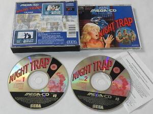 *** NIGHT TRAP - Mega-CD *** SEGA MEGA-CD Spiel, TOP Zustand - Nö., Österreich - *** NIGHT TRAP - Mega-CD *** SEGA MEGA-CD Spiel, TOP Zustand - Nö., Österreich
