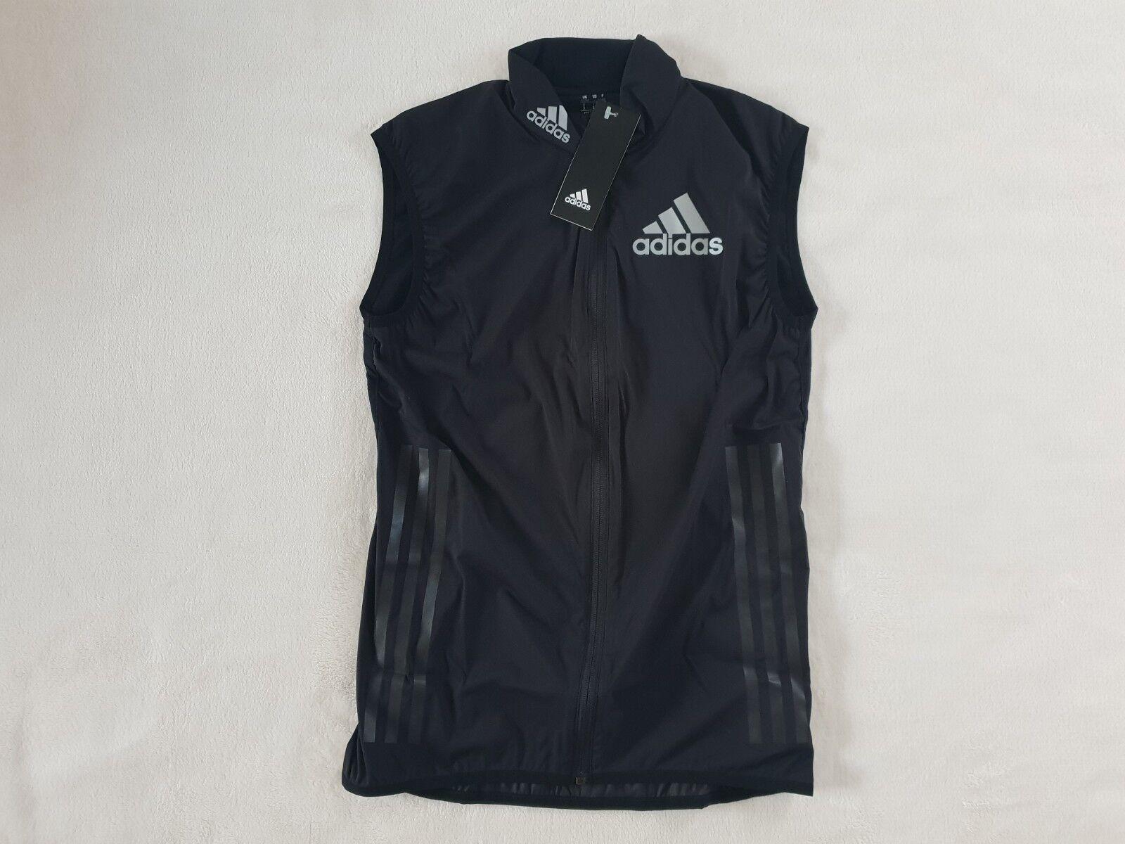 Adidas Athleten Weste M Light Running Größe XS S M L  -NEU- BR2288