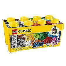 LEGO CLASSIC 10696 SCATOLA MATTONCINI CREATIVI MEDIA LEGO
