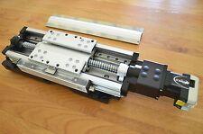 Parker 404XR Linear Ballscrew Actuator IMS MDrive17 Stepper - THK CNC DIY Z-Axis