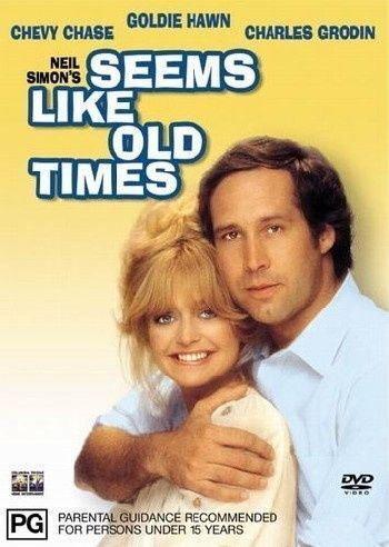 1 of 1 - SEEMS LIKE OLD TIMES DVD=GOLDIE HAWN-CHEVY CHASE=REGION 4 AUSTRALIAN=NEW/SEALED