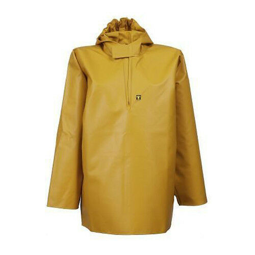 GUY COTTEN SHORT SMOCK WITH HOOD - S - SMALL - SEA FISHING