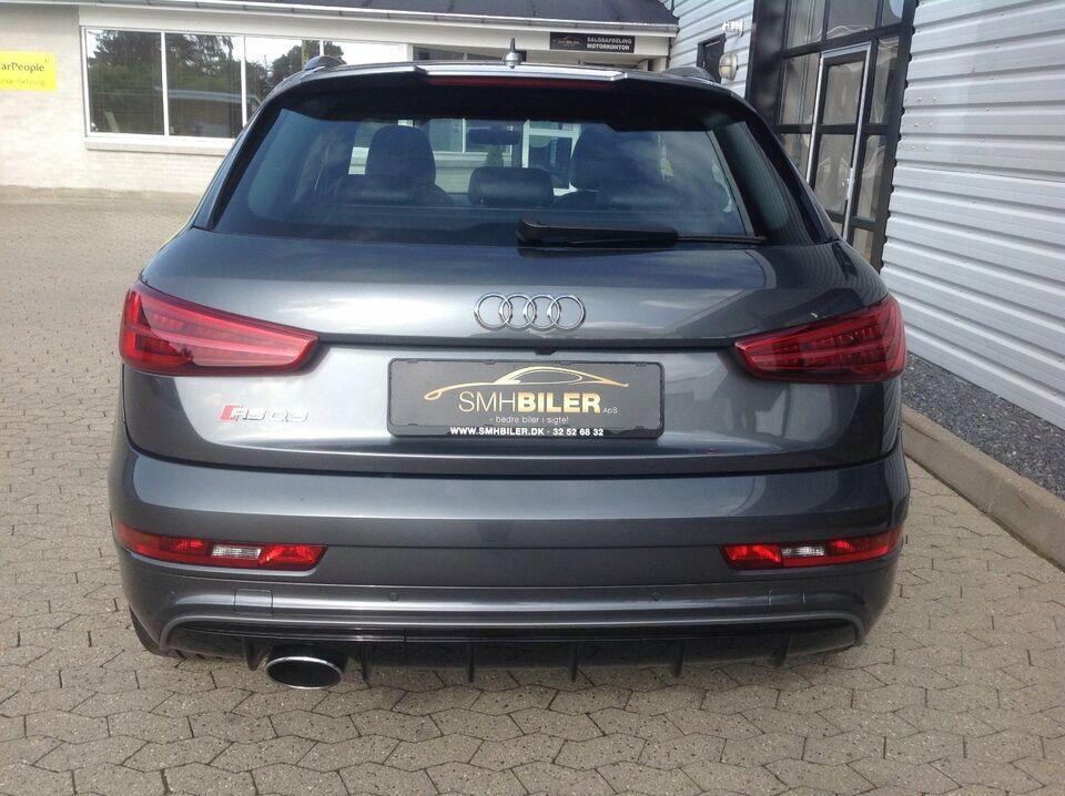 Audi RS Q3 2,5 TFSi performance quattro S-tr. Benzin 4x4 4x4