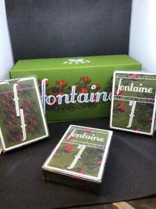 Fontaine-Playing-Cards-x-Guess-Cycling-Edition-Brand-New-1-of-5000-UNOPENED