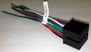 Details about JENSEN 31100110 Power/Speaker Wire Harness, ISO Blunt on jensen radio harness, jensen power harness, touch screen receiver bv9965 wire harness, jensen remote control, jensen wiring adapter, jensen speaker,
