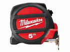 Milwaukee 48225305 5m Metric Tape Measure Magnetic Tip