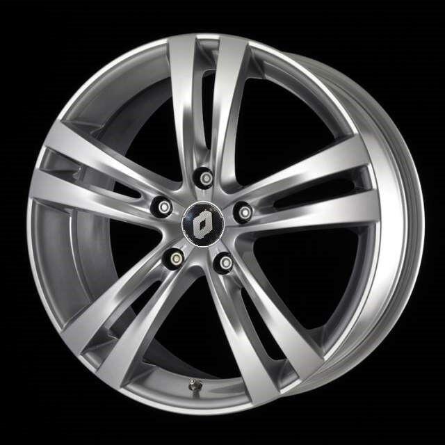 """Cerchi in lega  da Renault Scenic X mode Megane Laguna 16"""" Nuovi MAK ZENITH"""