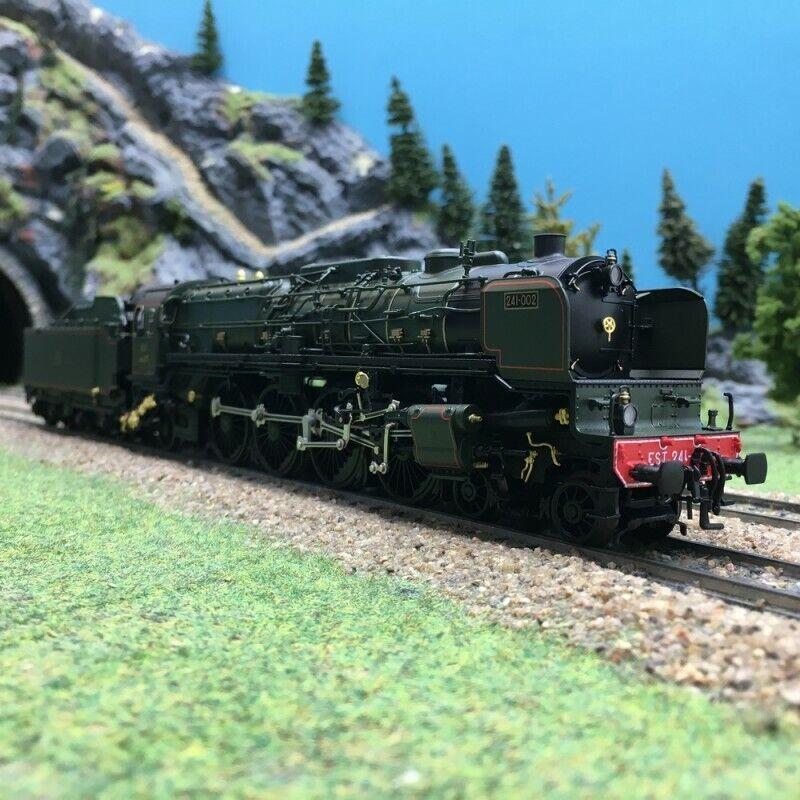 Loco 241 A 002 Est Simplon Orient Express Ep II digital sonHO 187TRIX 22913