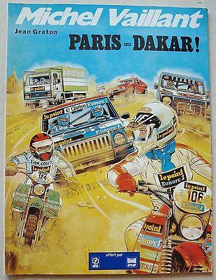 Michel Vaillant Paris-Dakar Jean GRATON éd Graton rééd