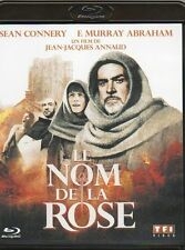 Blu-Ray Le Nom de la Rose Sean Connery NEUF SOUS BLISTER