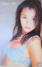 "VIVIAN HSU ""SEXY BIKINI"" ASIAN POSTER - Taiwanese/Japanese Superstar,J-Pop Music"