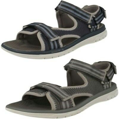 Clarks Men's Lacono Post Flip Flop