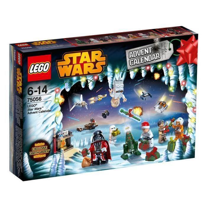 LEGO Star Wars 75056 - Le calendrier de l'Avent - NEUF NEW, SCELLÉE SEALED
