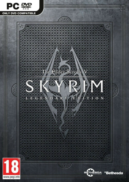 Skyrim, adventure, Skyrim - legendary edition. PC DVD rom -…