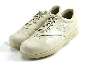 SAS-Freetime-Women-039-s-Comfort-Shoes-Size-7-N-Narrow-Beige
