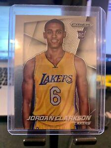 2014-15 NBA Prizm Rookie Jordan Clarkson Rookie Los Angeles Lakers