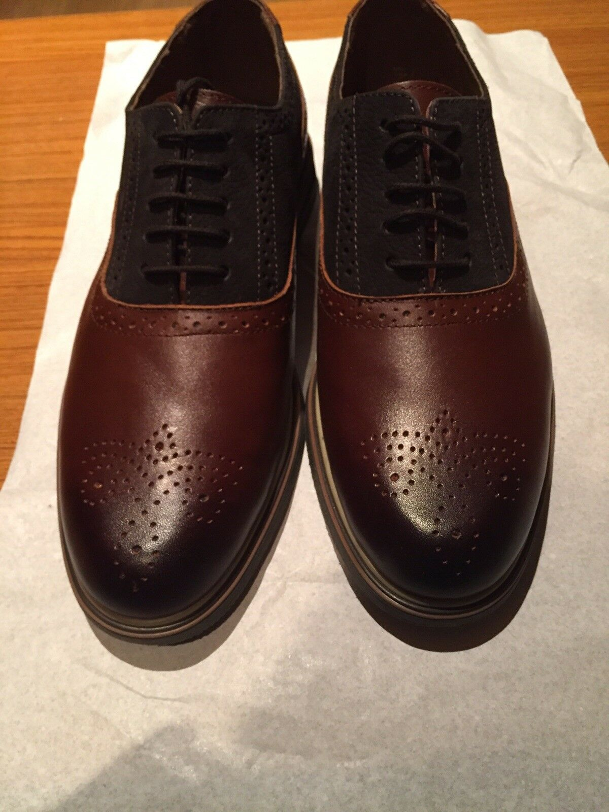 shoes 100% leather man size 7 8 9